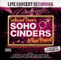 Soho Cinders Live Concert Recording CD